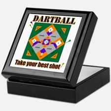 Cute Darts Keepsake Box