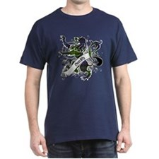 Smith Tartan Lion T-Shirt