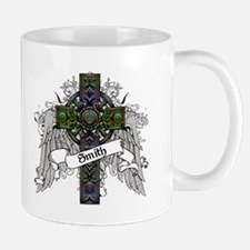 Smith Tartan Cross Mug