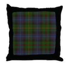 Smith Tartan Throw Pillow