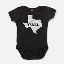 Cute Texas Baby Bodysuit