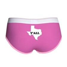 Cute Funny texas Women's Boy Brief