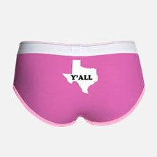 Funny Texan Women's Boy Brief