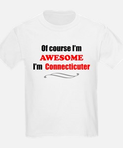 Connecticut Is Awesome T-Shirt
