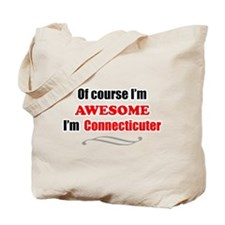Cute Connecticut state slogan Tote Bag