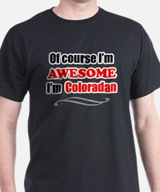 Colorado Is Awesome T-Shirt