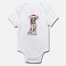 Cresty Claus Infant Bodysuit