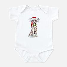 Cresty Claus Infant Bodysuit