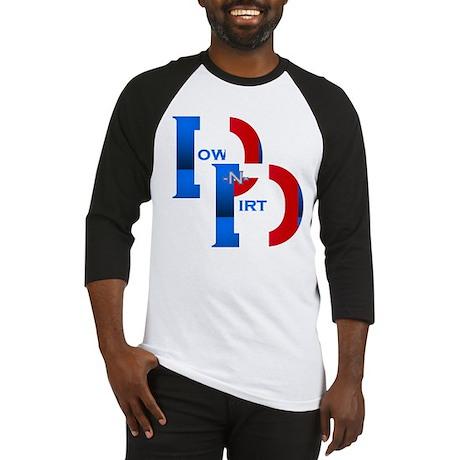Patriotic French DND Logo Baseball Jersey