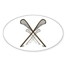 Traditional Lacrosse Decal