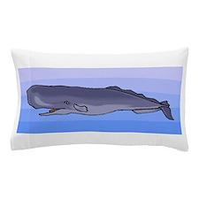 Sperm Whale Pillow Case