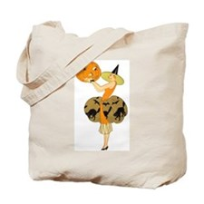 Cute Costume designer Tote Bag