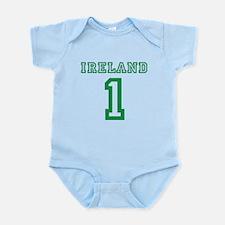 IRELAND #1 Infant Bodysuit