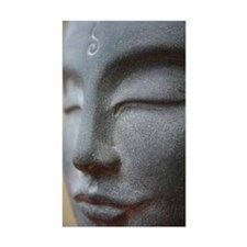 Stone buddha Decal