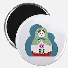 Nesting Dolls Magnets
