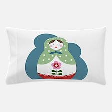 Nesting Dolls Pillow Case