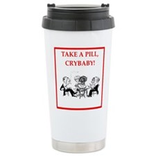 card player Travel Mug