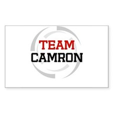 Camron Rectangle Decal