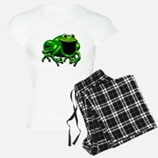 Happy Frog Pajamas
