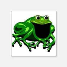 Happy Frog Sticker