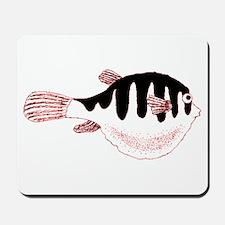 Fat Fish Mousepad