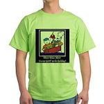 Three Wise Men Green T-Shirt