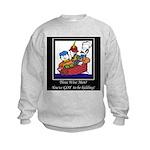 Three Wise Men Kids Sweatshirt