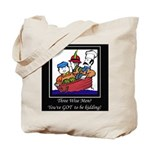 Three Wise Men Tote Bag