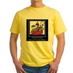 Three Wise Men Yellow T-Shirt