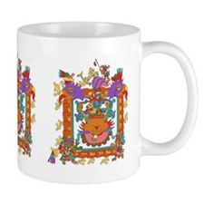 Aztec Alley Cat Mugs