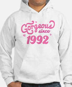 1992 Birth Year Gorgeous Hoodie