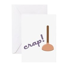 Crap! Greeting Cards