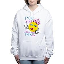 Sincere Women's Hooded Sweatshirt