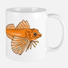 Lion Fish Mugs