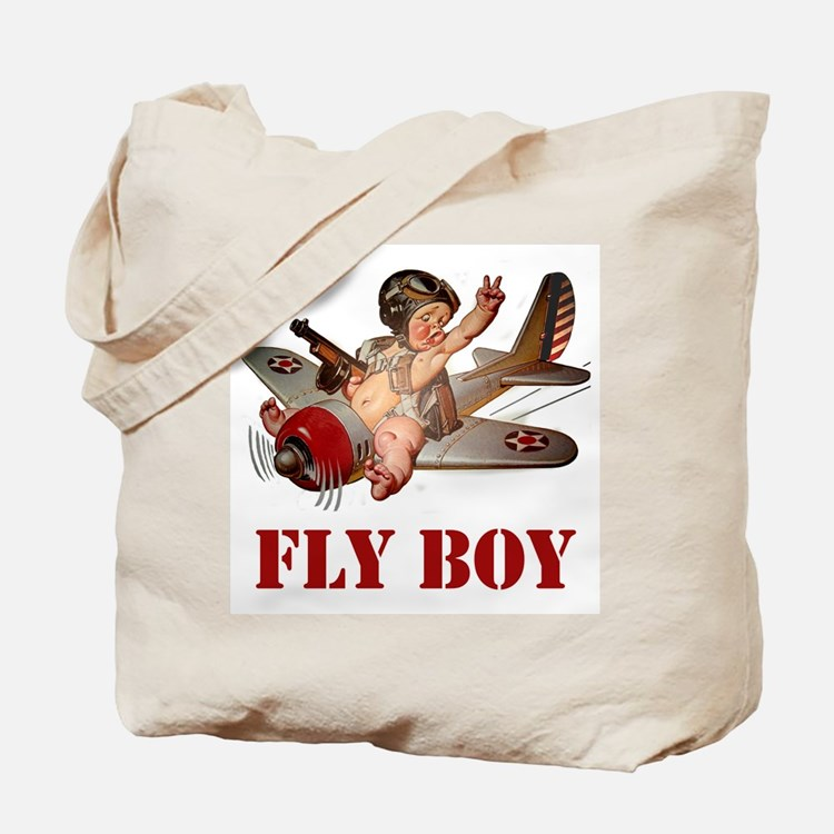 FLY BOY Tote Bag