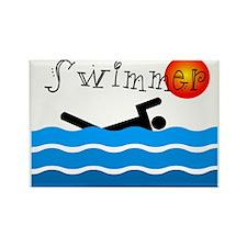Swimmer Magnets