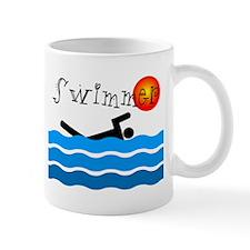 Swimmer Mugs