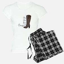 Go Get Em Cowgirl Pajamas