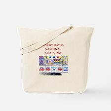 slots Tote Bag