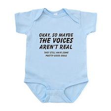 Voices Infant Bodysuit