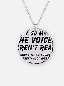 Voices Necklace