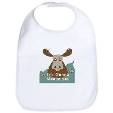 Im Gonna Moose You Bib