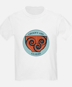Groovy And Glazed T-Shirt