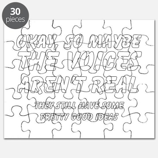 Voices Puzzle