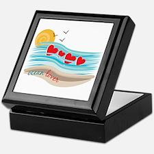 Ocean Lover Keepsake Box