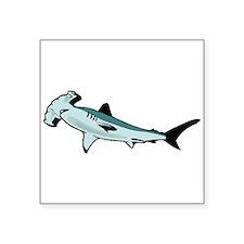 Hammerhead Shark Sticker