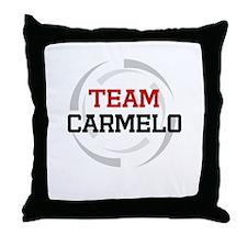 Carmelo Throw Pillow