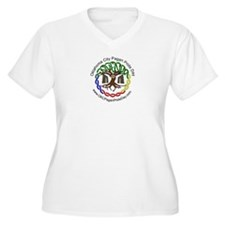 OKC Pagan Pride Day Plus Size T-Shirt