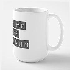 Jeff Mangum Large Mug