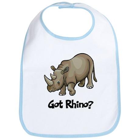 Got Rhino? Bib